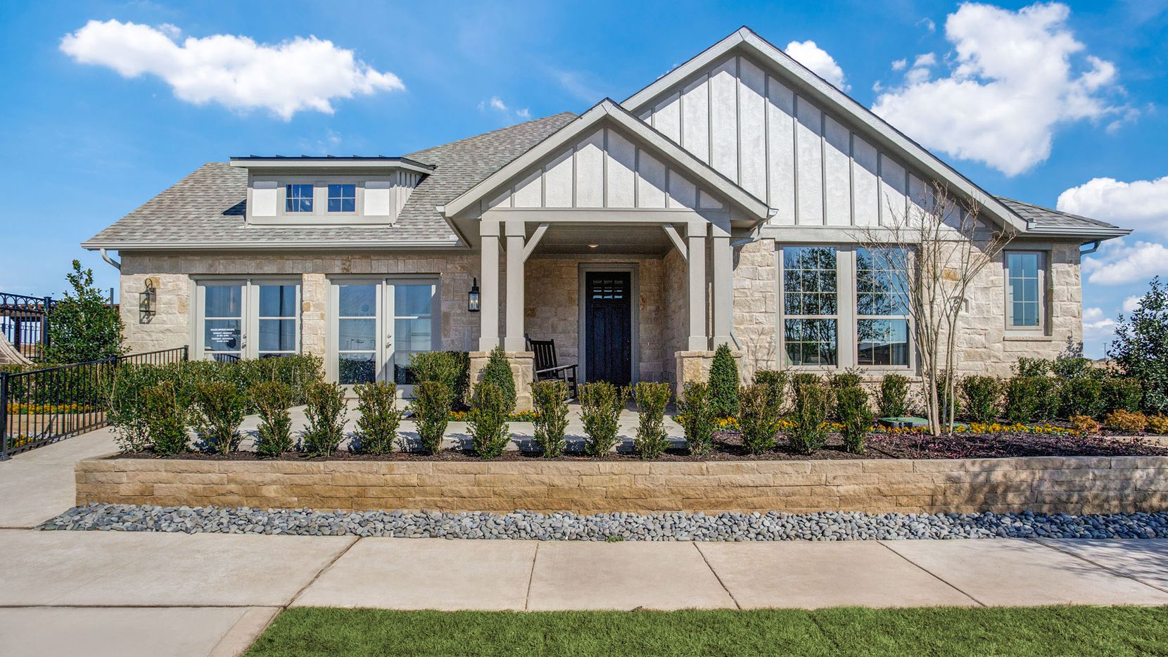 Normandy Homes' Legends at Twin Creeks community offers boutique-quality designs and an array of activities for residents 55-plus.