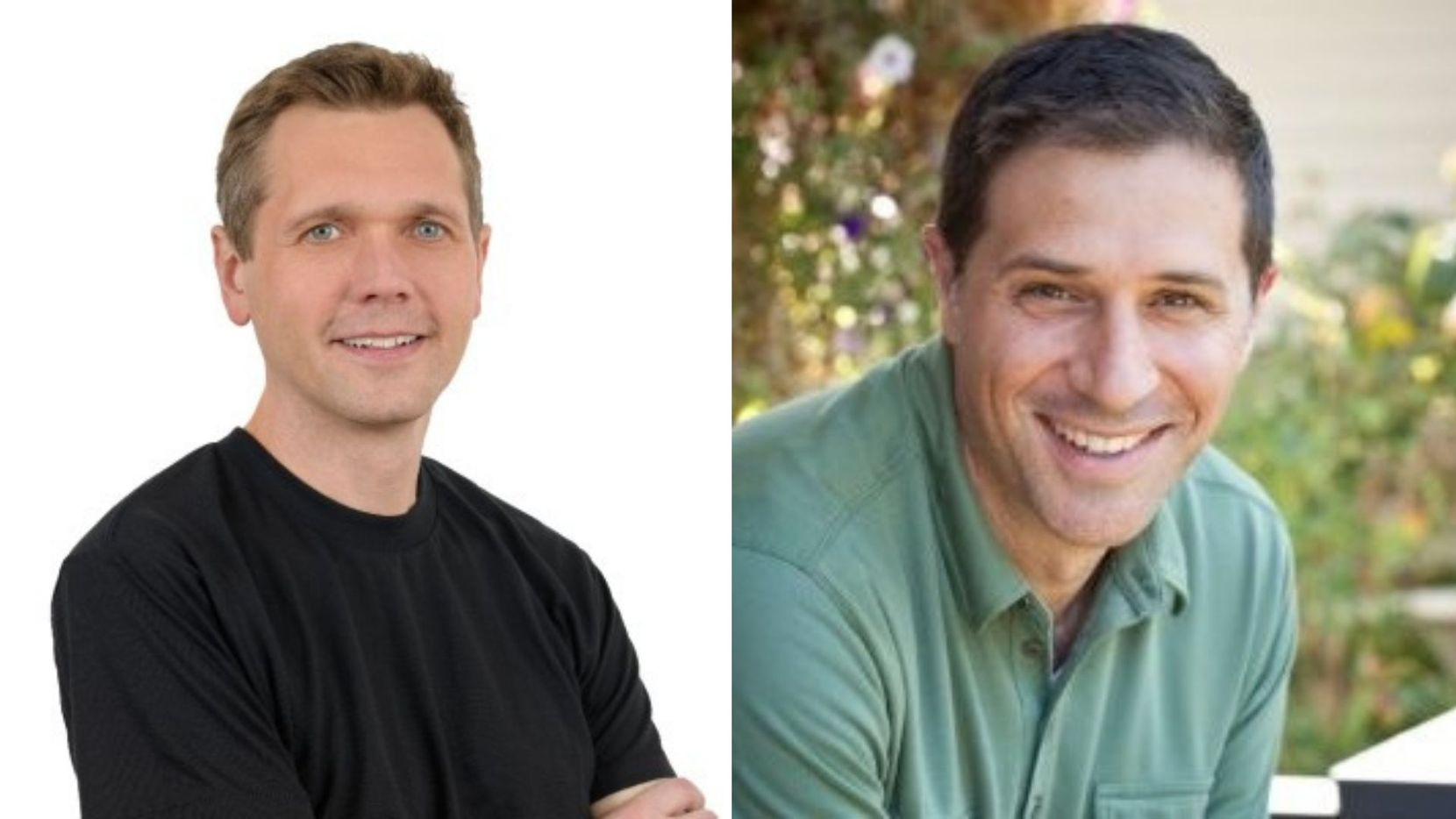 GameStop appointed Matt Furlong (left) its new CEO and Mike Recupero its new CFO on Wednesday.