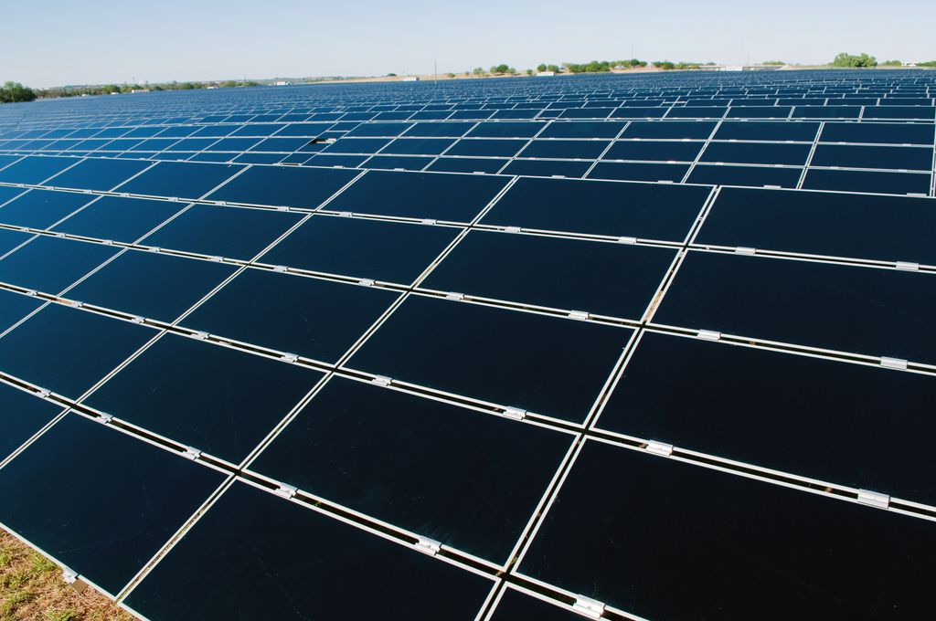 Solar power generation in Texas is projected to grow six-fold this year. (CPS Energy)