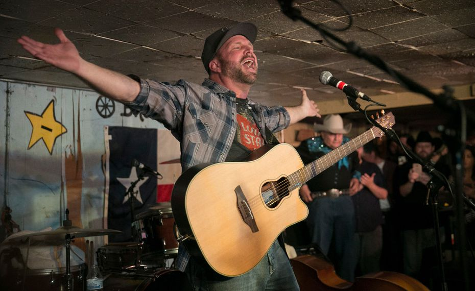 Garth Brooks played a surprise concert at The Broken Spoke in Austin during South by Southwest on Friday March 17, 2017.