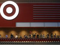 File photo of Target Cityplace store. Target stores nationwide will start selling Grove cleaning products this month