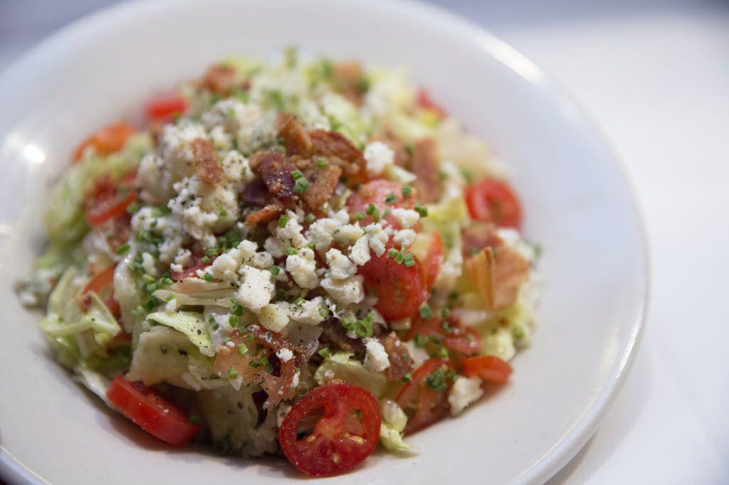 Saint Rocco's 'Roma' chopped salad