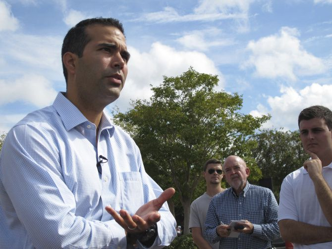 George P. Bush has filed campaign paperwork in Texas, though it's not known which office he'll run for. Sources close to him say he's running for land commissioner.
