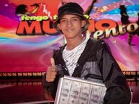 Omar Fuentes, 'Rude Boy', ganó el concurso de televisión y se llevó un premio de $100,000. El joven es originario de Honduras y vive en Dallas.