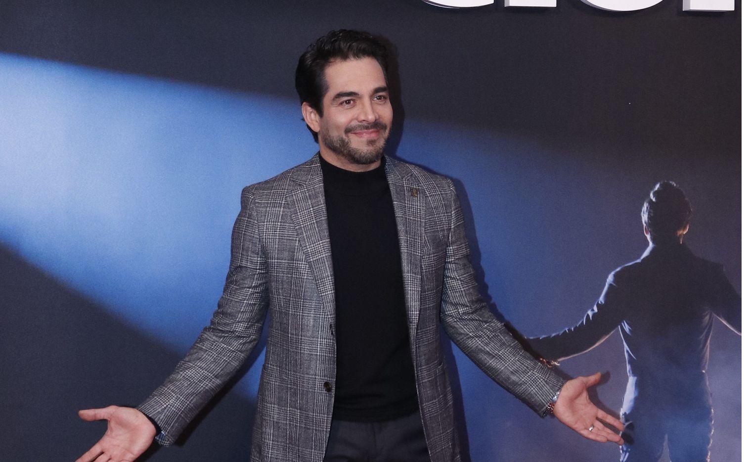 Este año, Omar Chaparro fue nominado por CANACINE en la nueva categoría Actor/Actriz Favorito del Público.