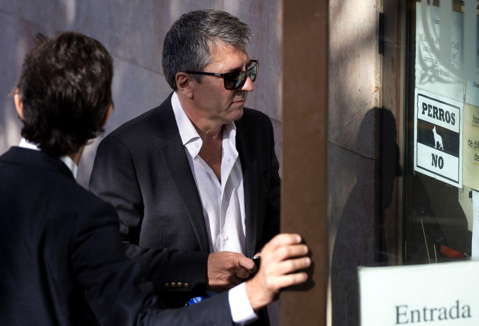 Jorge Horacio Messi, padre de Lionel Messi.