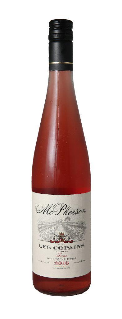 McPherson Les Copains Rose 2016