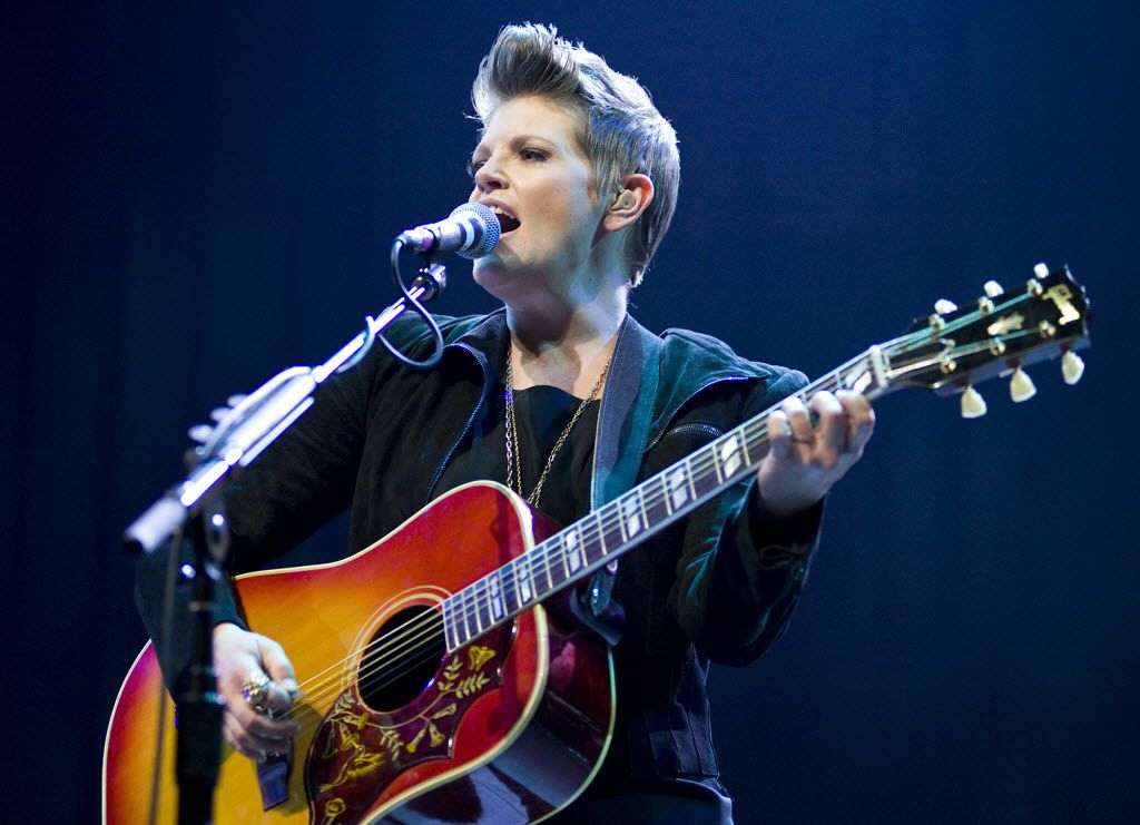 Natalie Maines performs at ACL Live at The Moody Theater in Austin as part of SXSW on Wed., March 13, 2013.