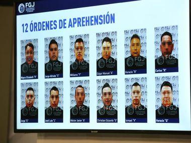 12 oficiales de la policía estatal de Tamaulipas fueron involucrados en la masacre de inmigrantes que buscaban cruzar la frontera hacia Estados Unidos.