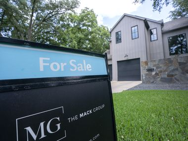 Home prices are up sharply this year in almost all of Dallas' residential districts.