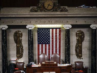 El Capitolio será el escenario donde se debatirá la reforma migratoria presentada por Joe Biden.