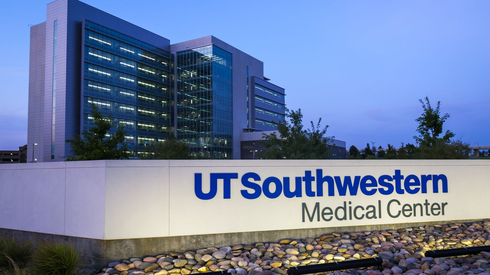 UT Southwestern Medical Center campus.