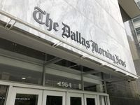 The Dallas Morning News' digital subscriber base now totals 52,930, up 21.4% from a year ago.