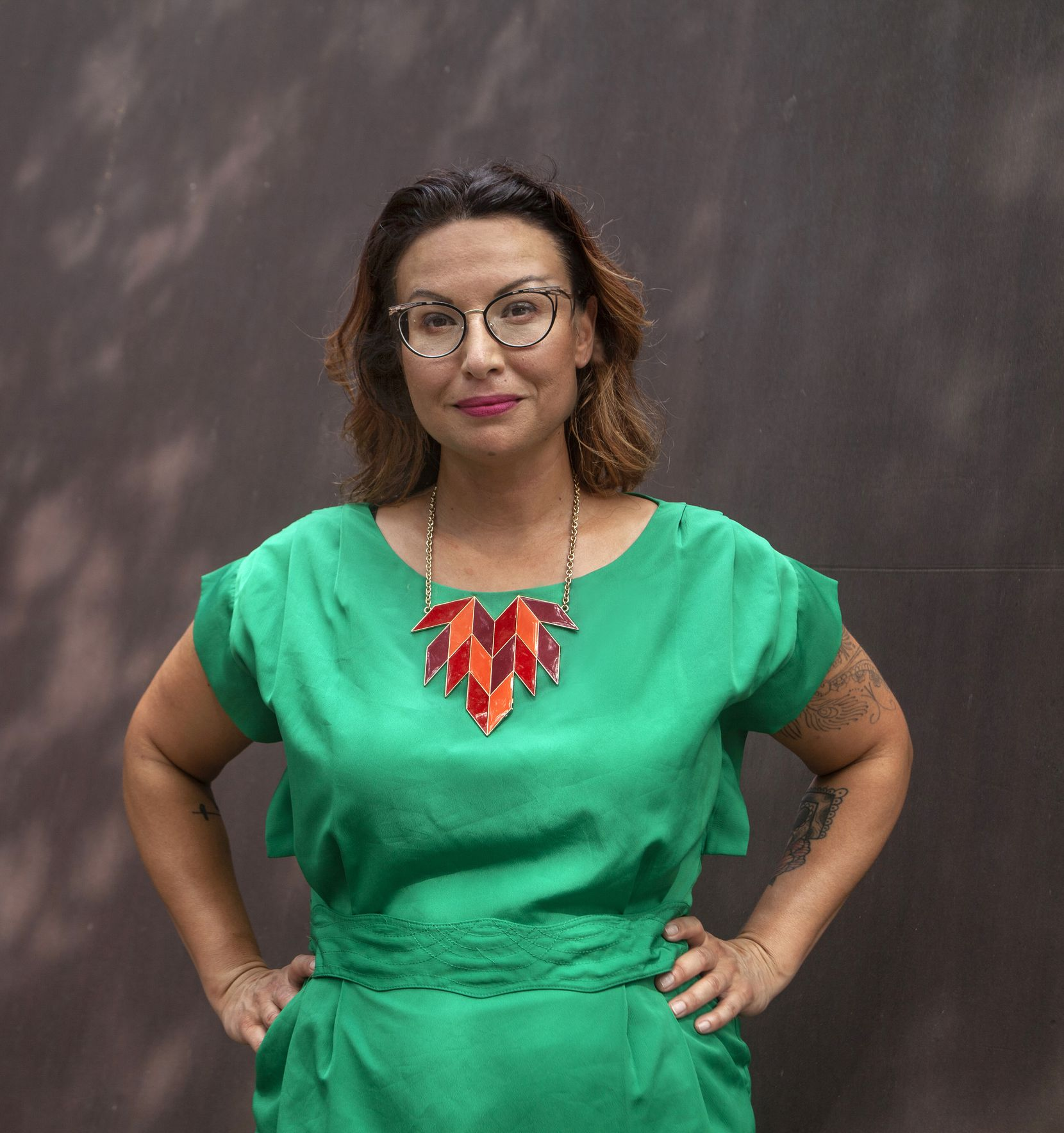 Artstillery founder Ílknur Ozgür wrote 'Dirty Turk aka Dirty Immigrant'  based in part on her own experiences as a first-generation Turkish American.