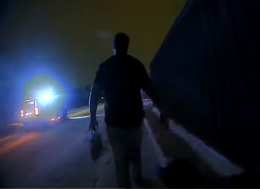 Charge Dropped Against Black Man Walking on Plano Street During Snowstorm