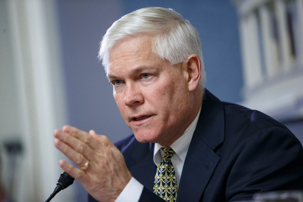 """Pete Sessions, R-Dallas, said Saturday that """"there are people in Washington, D.C., that do not want America to be successful because they know that what's behind that is Donald J. Trump, Mike Pence and Republicans."""""""