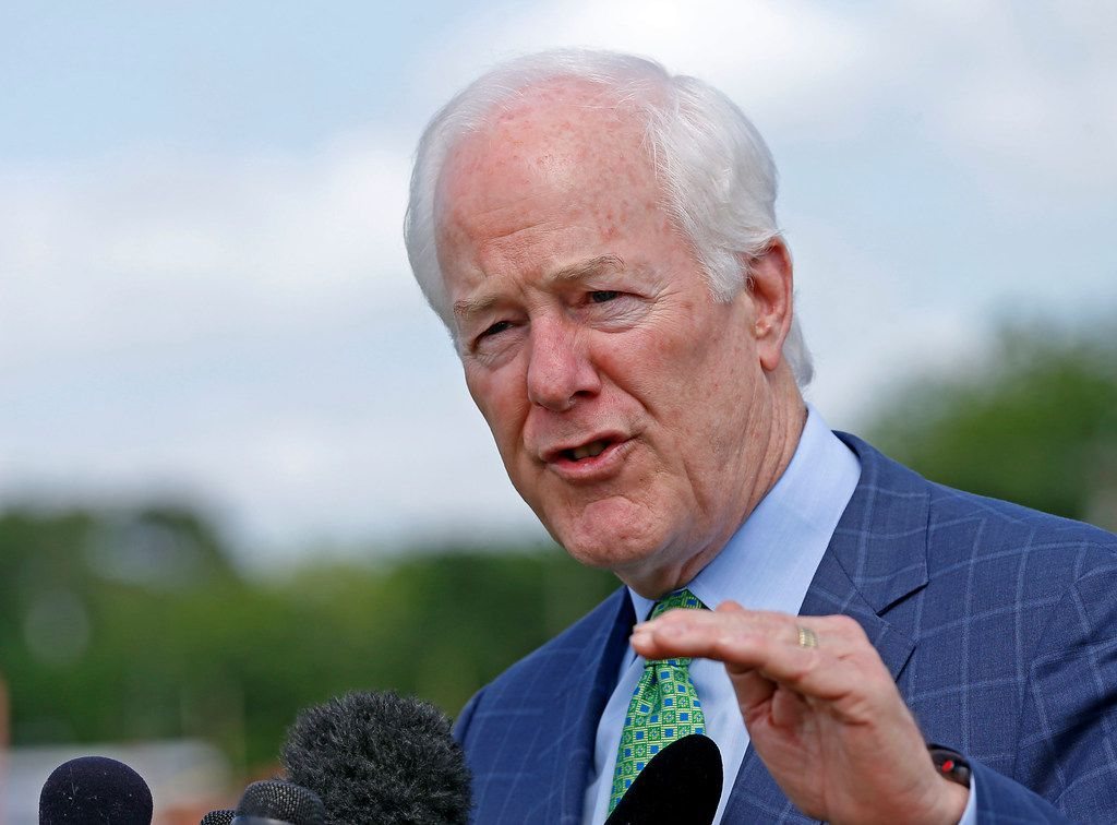 The Save Our Stages Act is not the first time Texas Sen. John Cornyn, a Republican, has joined Democratic Sen. Amy Klobuchar of Minnesota in co-authoring a bill. A previous example involved funding prosecution of DNA cold cases, such as backlogged rape kits. President Donald Trump recently signed the bill into law.