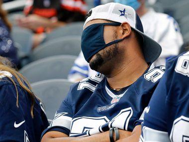Los seguidores de los Dallas Cowboys no tuvieron muchas oportunidades de emocionarse en la temporada 2020.