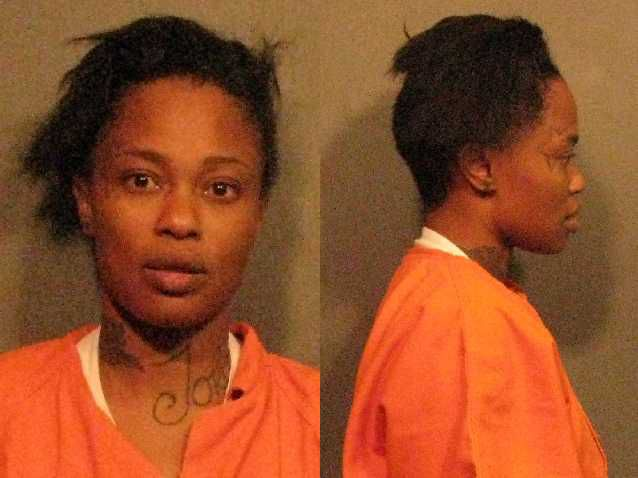 Leah Franklin, 31, faces a murder charge in connection with the death of Antonio Merle, police said.