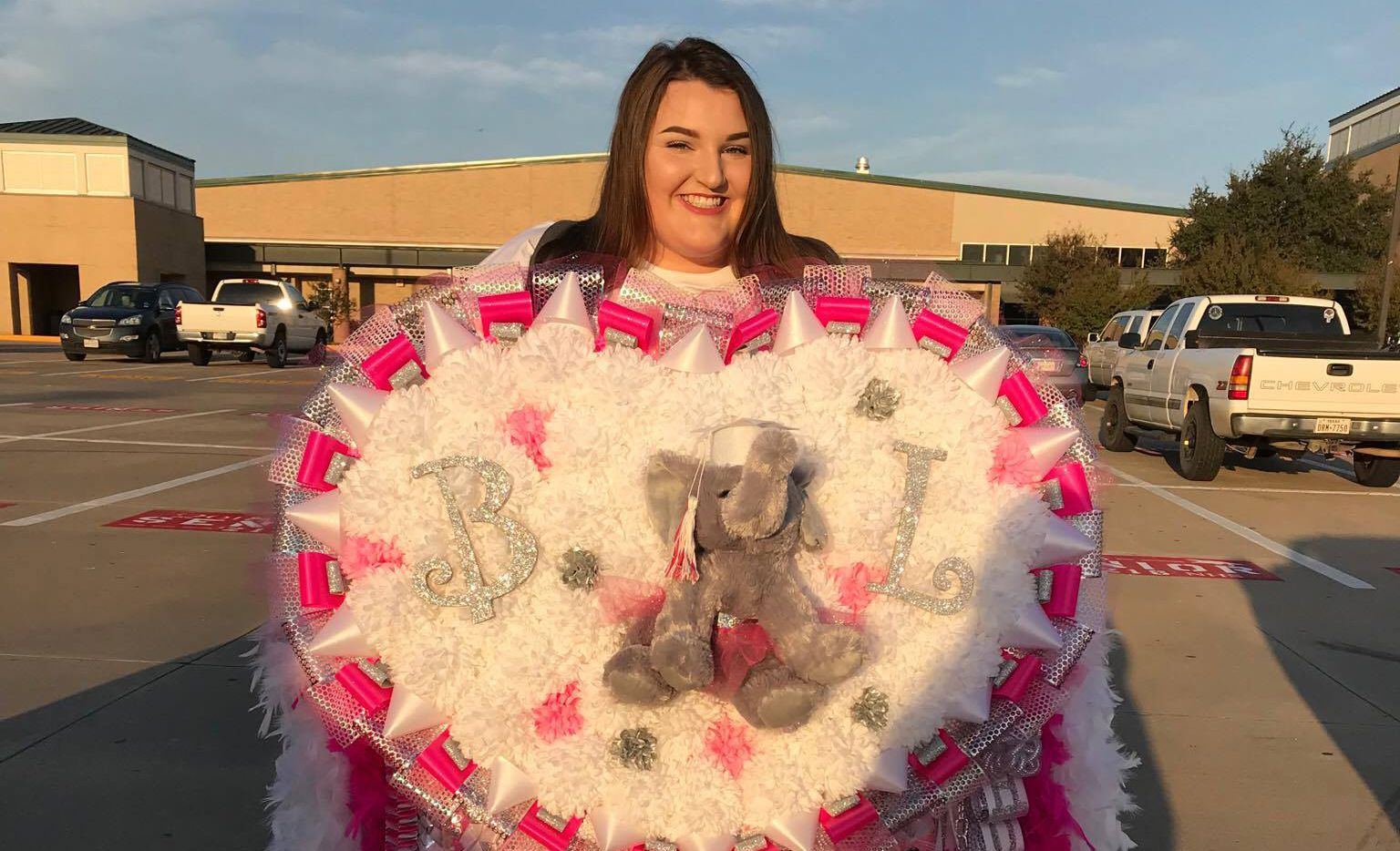 More About The Most Ginormous Homecoming Mum We Ve Seen This