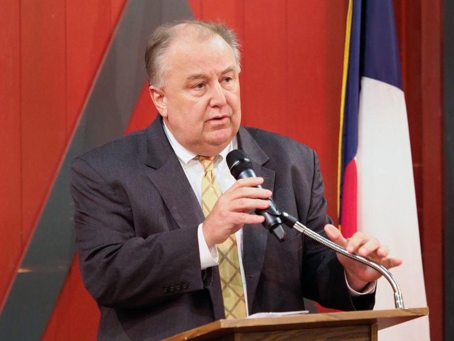 Michael Morris, transportation director for the North Central Texas Council of Governments.