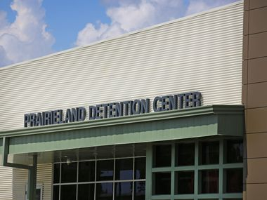 The Prairieland Detention Center in Alvarado opened officially in January 2017. It holds 707 immigrant detainees in civil detention.