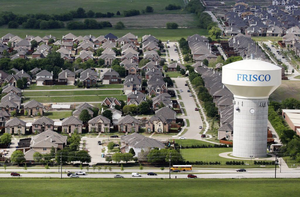 """""""It's just a way for us to lower the tax burden on our residents. It provides them immediate tax relief,"""" Frisco Mayor Jeff Cheney said of the City Council's decision to raise the homestead exemption. (File photo)"""