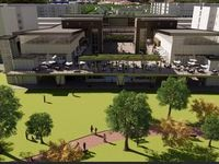 Plano's old Collin Creek mall is being replaced by a mixed-use project that surrounds a new park.