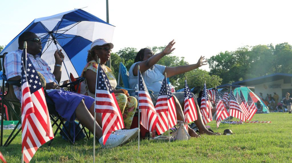 Best Southwest Juneteenth Celebration was put on  by the cities of DeSoto, Lancaster, Cedar Hill and Duncanville to celebrate Juneteenth on June 18, 2016 at Grimes Park in DeSoto.