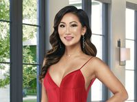 "Tiffany Moon, a doctor and mom to twin girls, is the single new cast member on 'Real Housewives of Dallas,"" Season 5."