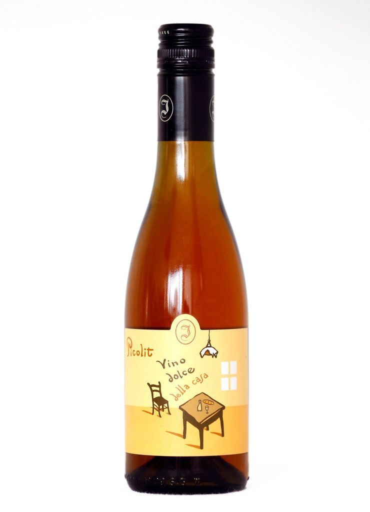 Picolit Vino Dolce della Casa dessert wine