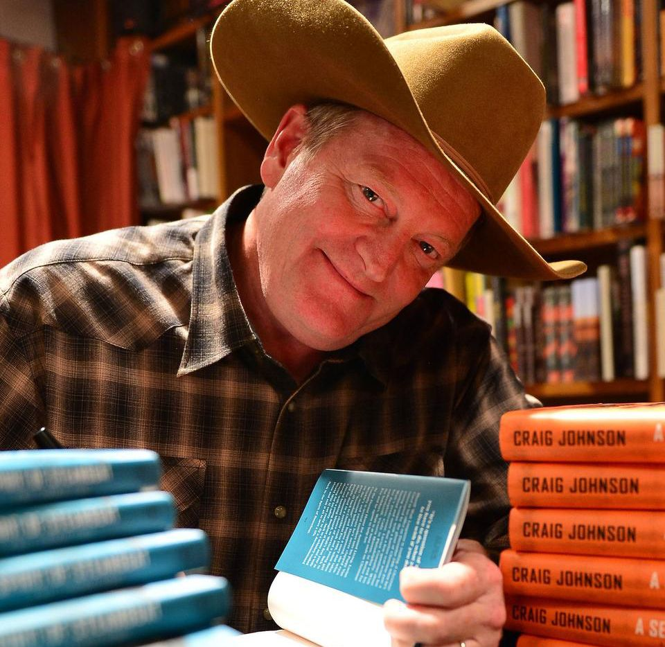 Craig Johnson is author of the best-selling Walt Longmire mysteries.