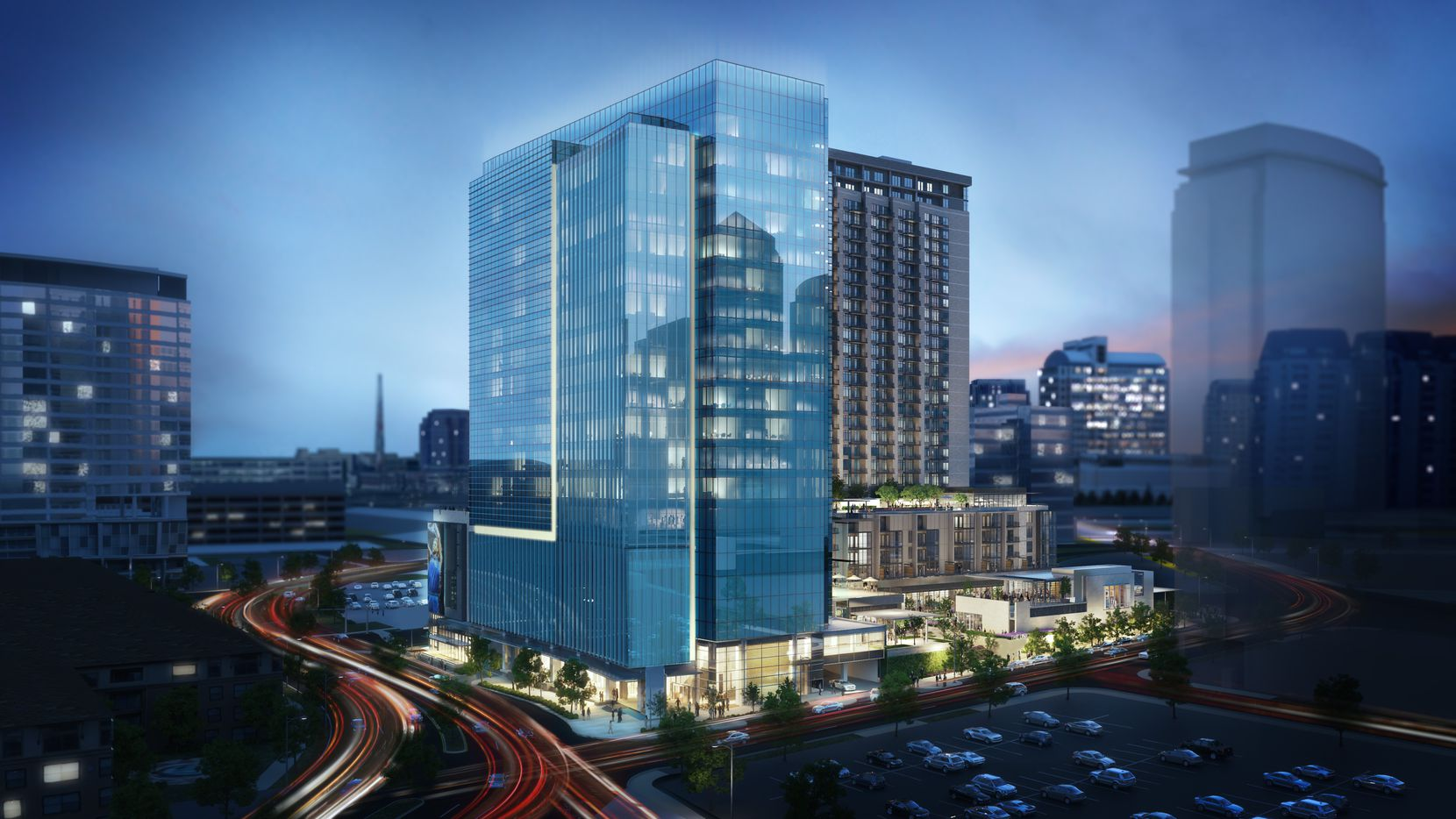Dallas-based Primoris Services Corp. is moving its headquarters to The Union in Uptown.