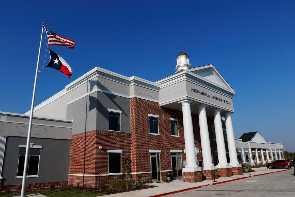 The International Leadership of Texas charter district earned a 'B' from the Texas Education Agency. But the data show a handful of its campuses would have earned F's if they were graded this year.
