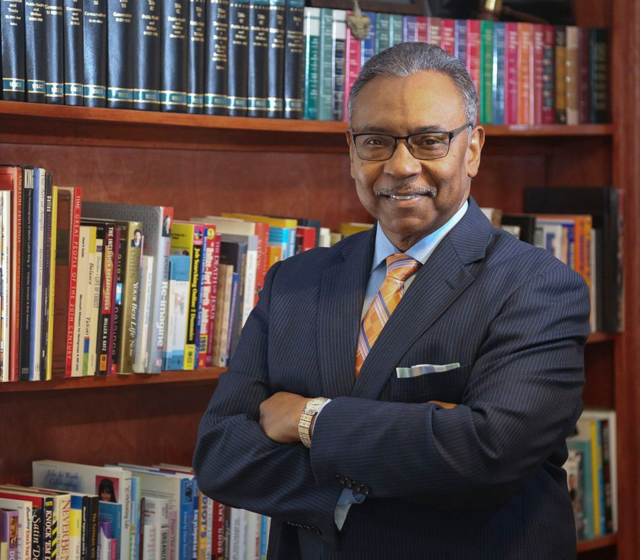 Former Richardson ISD board member David Tyson, the only black man ever elected to the board, sued the district last year, saying the at-large system was unfair to Richardson's minority communities.
