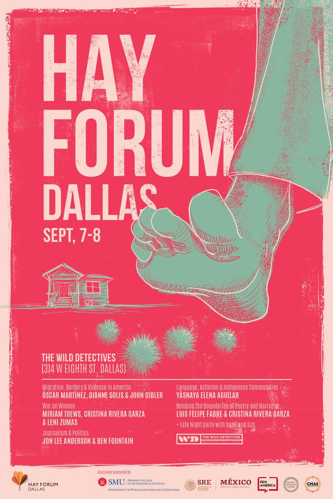 This September, The Wild Detectives plans to host authors for the second iteration of the Hay Forum, a series of panel discussions.