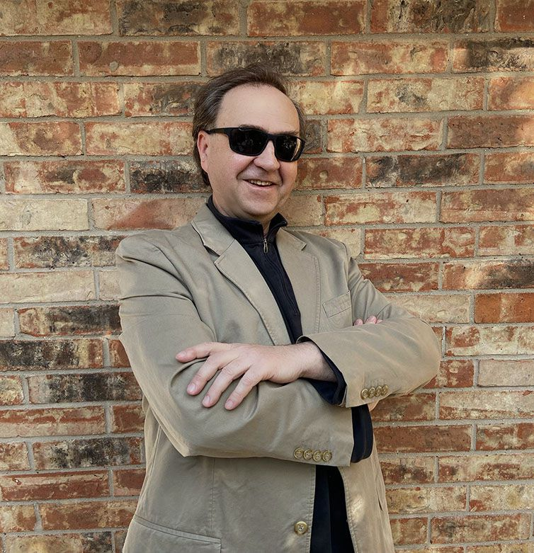 Dallas-based composer Wieslaw Rentowski's album, 'Solo & Chamber Music,' was recently released by Navona Records.