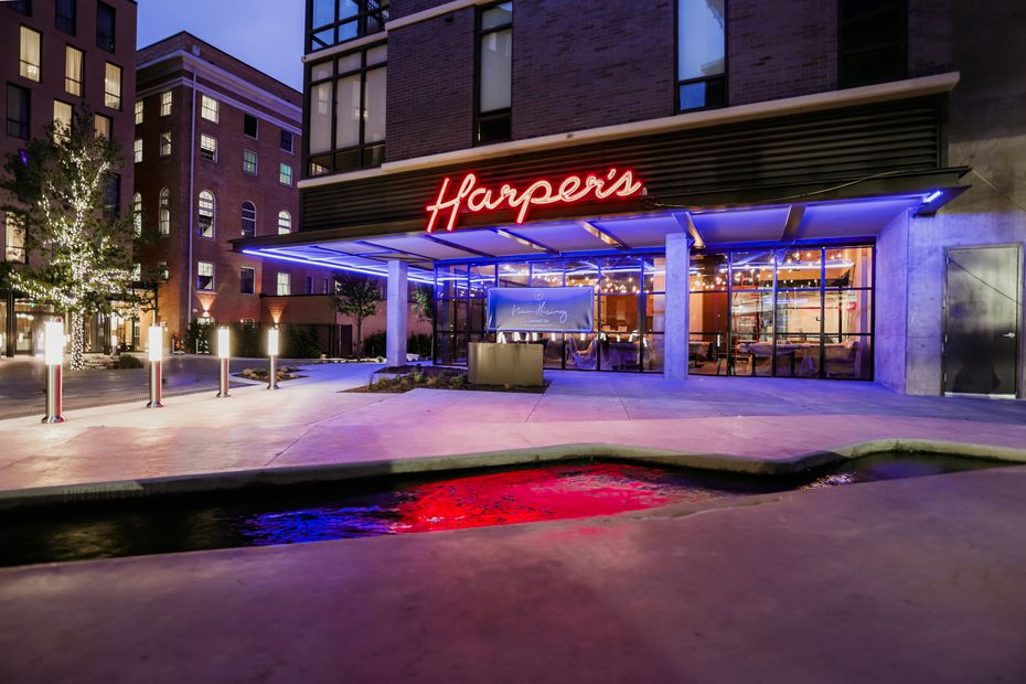 Harper's is a new restaurant in Deep Ellum that opened Aug. 5, 2021.