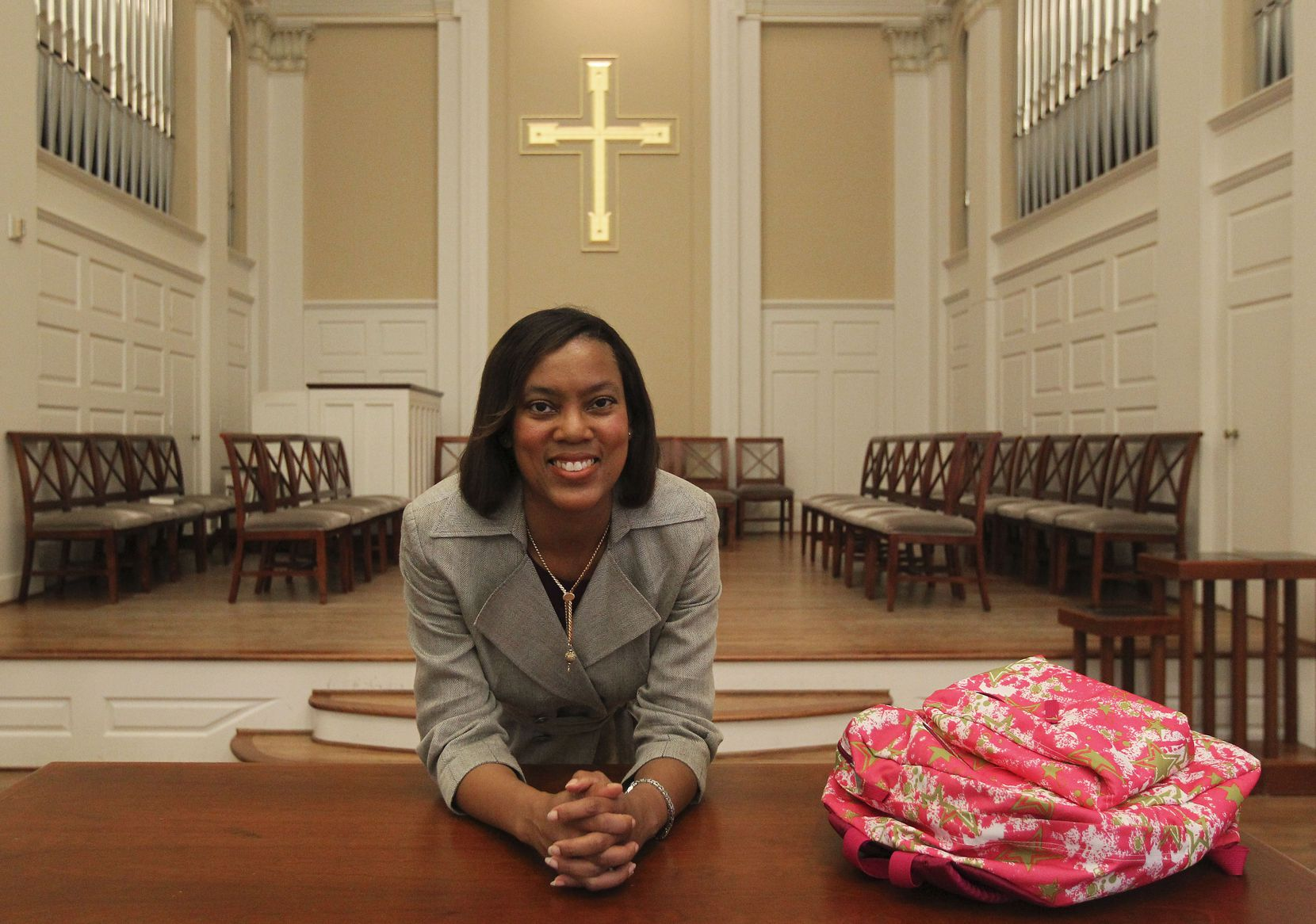 In a year that gave so many Black Americans reasons to lose hope, Yvette R. Blair-Lavallais said she has noticed that her congregation has become more faithful.