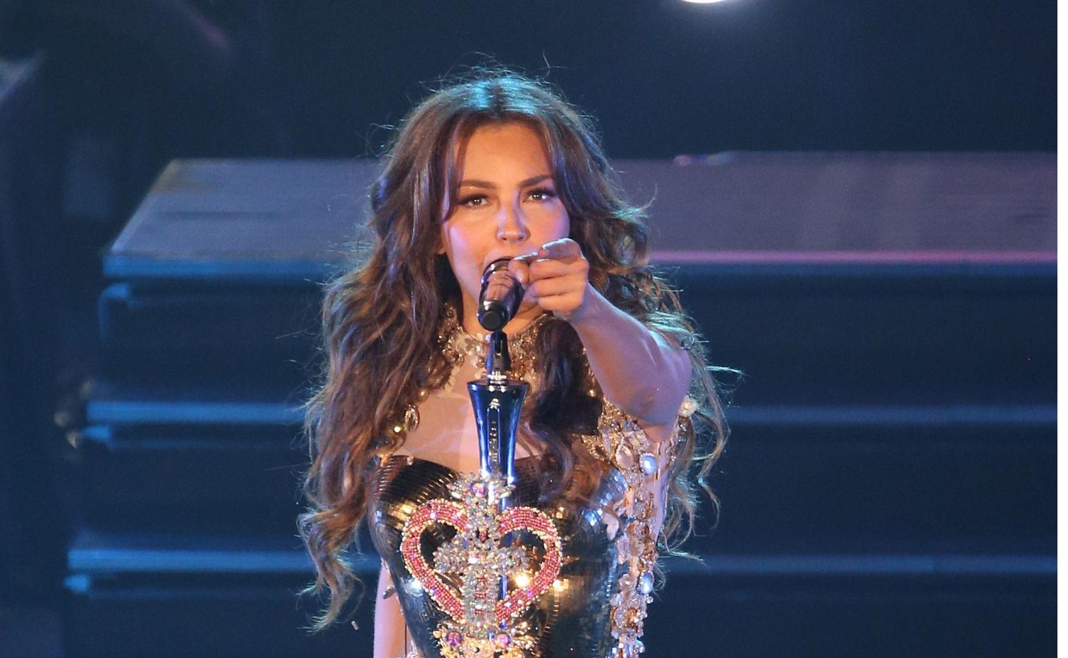 Thalía respondió a críticas.