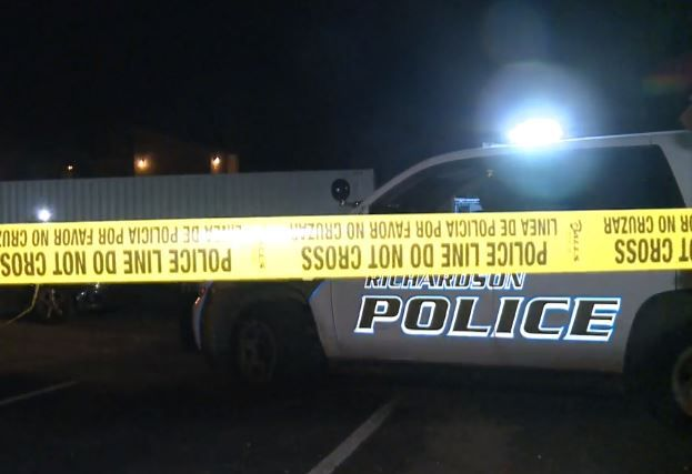 Richardson police are investigating a domestic incident in which a man was shot to death in his apartment Tuesday morning.