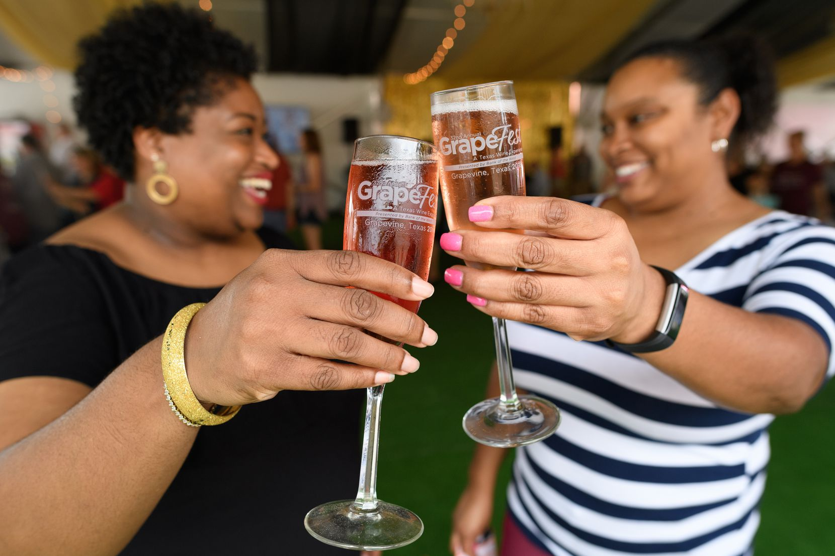 The 35th annual GrapeFest: A Texas Wine Experience will be held Sept. 16-19, 2021, in downtown Grapevine.