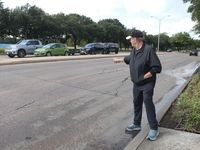 Thanks to supply chain difficulties and also Texas-related problems, there's a shortage of paint materials for roadway lines that affects most of North America. Addison resident John Mitro has adopted this as a cause. Watchdog Dave Lieber explains what's going on.