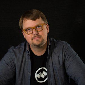 Bruce Parker, Modo's founder and CEO