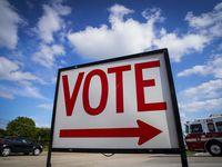 Última semana para la completar el voto anticipado