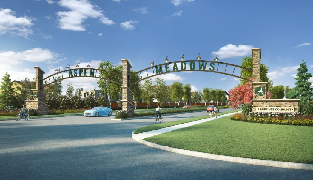 Aspen Meadows will have 312 single-family homes.