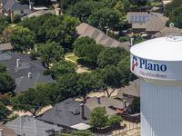 Plano city leaders fielded questions from the public Thursday during a town hall meeting on the draft Comprehensive Plan 2021.