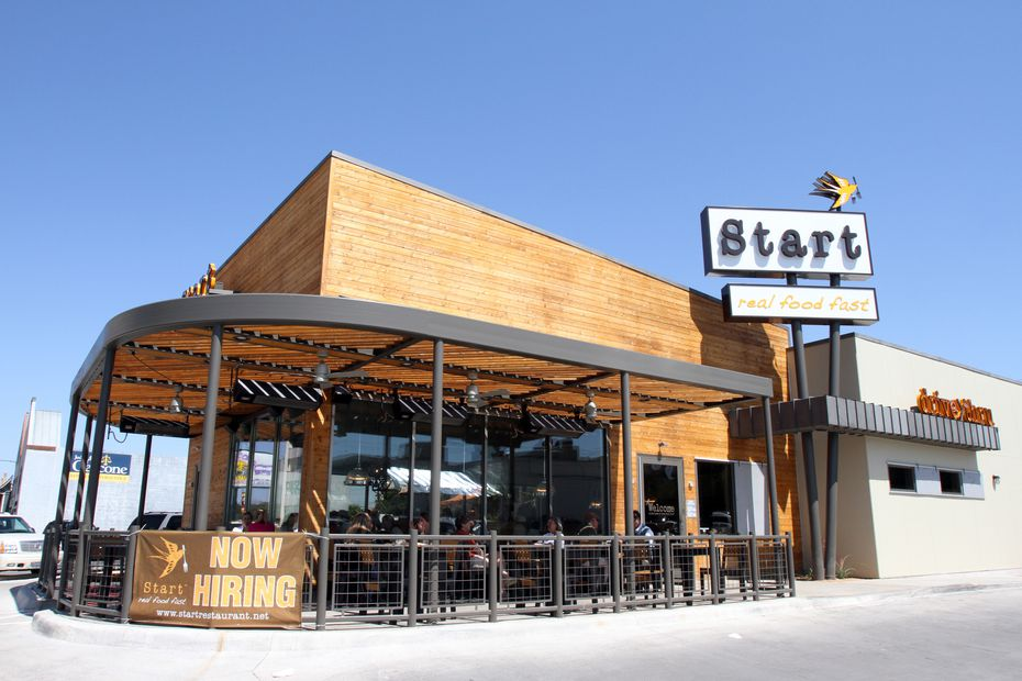 The first Start Restaurant opened on Greenville Avenue in Dallas in 2012. The second opened on Lemmon Avenue in 2015.