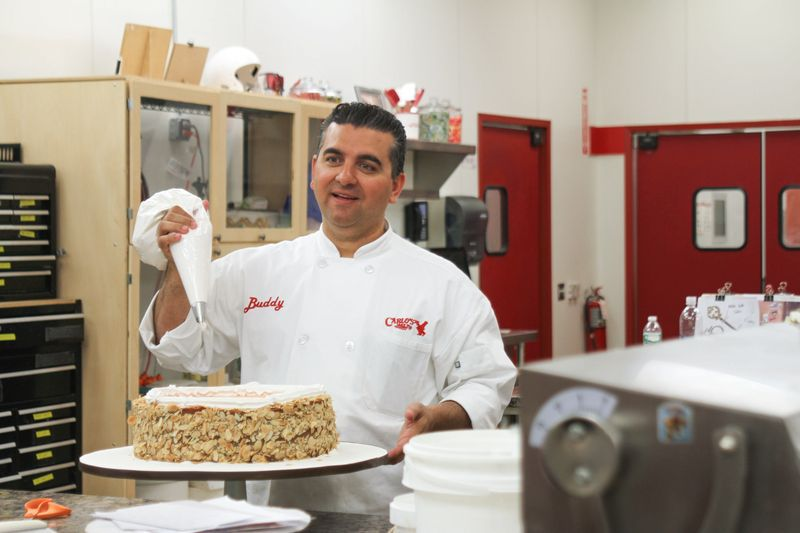 Cake Boss' Buddy Valastro picked an upscale part of Dallas to open his first-in-Texas shop.