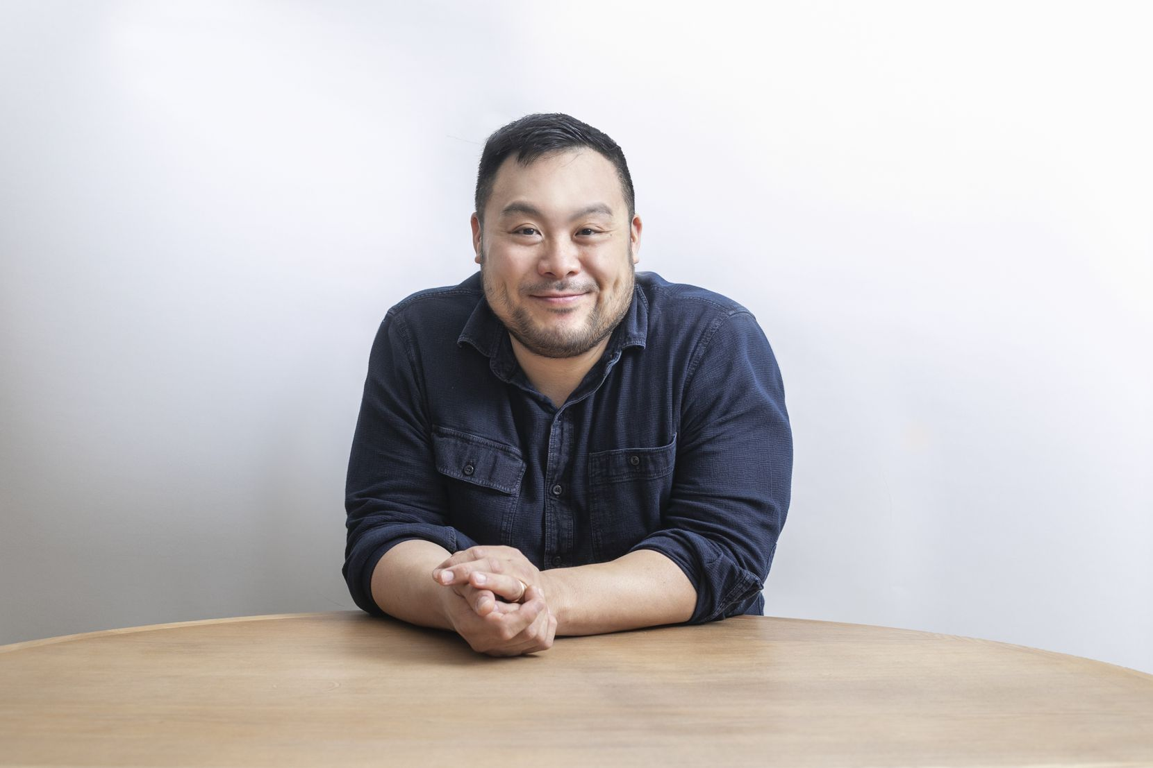 "David Chang is a chef, TV personality and author. His memoir ""Eat a Peach"" was released in 2020."